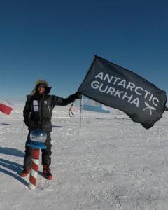 Scott Sears World Record South Pole