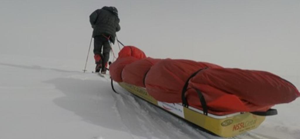 Scott Sears Antarctic Trek Sled