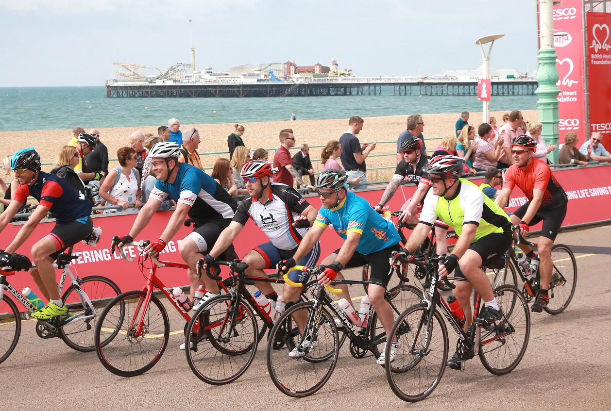 London To Brighton Cycle 2017 >> London To Brighton Bike Ride 2019