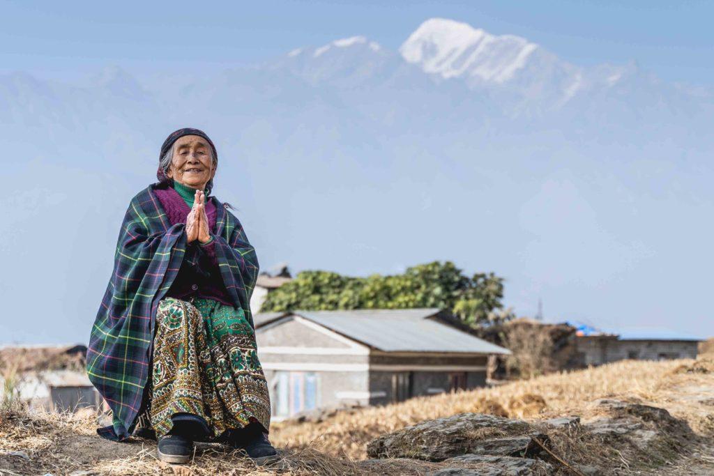 Gurkha widow, The Gurkha Welfare Trust, Nepal earthquake, widow, Gurkha widow, Hearing loss, World War Two, family secret, Nepal, Nepali, Nepalese